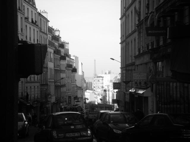 Rue de Belleville