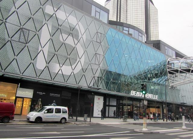 De beaugrenelle beaugrenelle la renaissance d un centre commercial paris - Le centre beaugrenelle ...