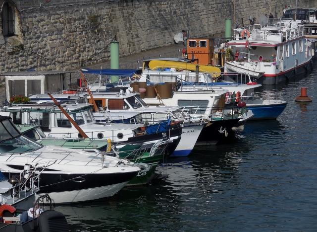 Le port de l arsenal mon bord de mer parisien paris - Port de l arsenal paris ...