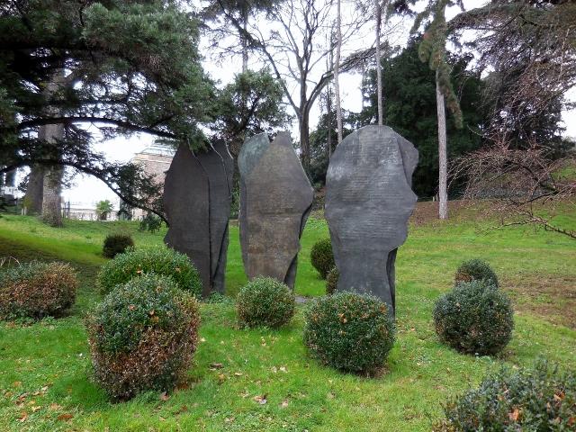 Les Statues et sculptures du Jardin des Plantes – Paris ...