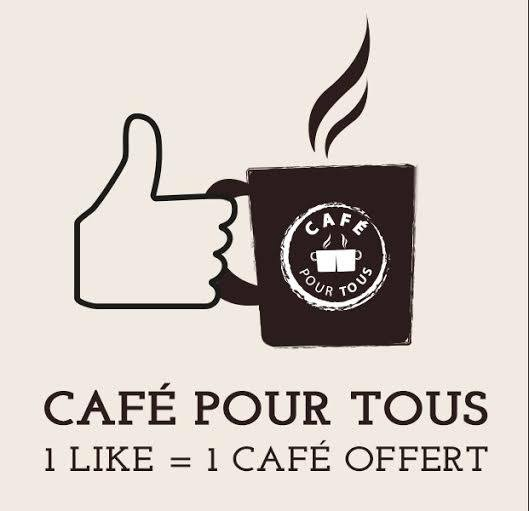 Opération CAFÉ POUR TOUS pour les Restos du Cœur
