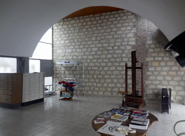 L appartement atelier de le corbusier paris maman et moi for Appartement atelier