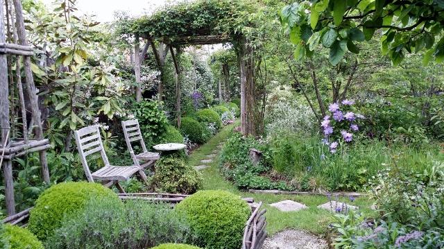 Paroles de jardiniers les secrets des plus beaux jardins for Blythe le jardin de maman